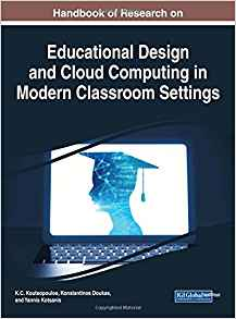 couverture de Handbook of Research on Educational Design and Cloud