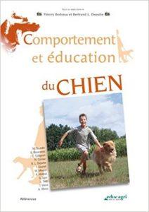 couverture du livre Comportement et éducation du chien