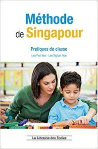 couverture du livre Méthode de Singapour