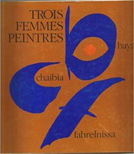 couverture du catalogue Trois femmes peintres