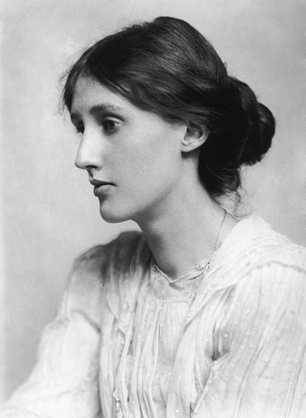 photographie de Virginia Woolf (1902) par George Charles Beresford