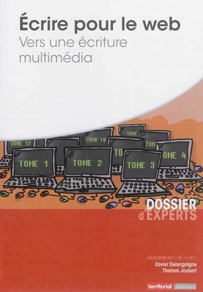 couverture du livre Ecrire pour le web