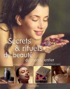 couverture du livre Secrets et rituels de beauté