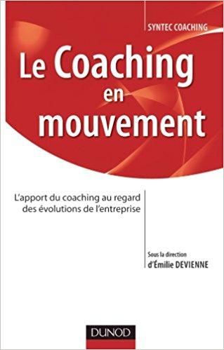 couverture du livre Le coaching en mouvement