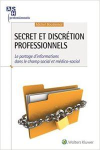 couverture du livre Secret et discrétion professionnels