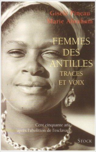 couverture du livre Femmes des Antilles, Traces et voix