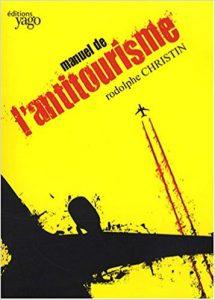 couverture du Manuel de l'antitourisme