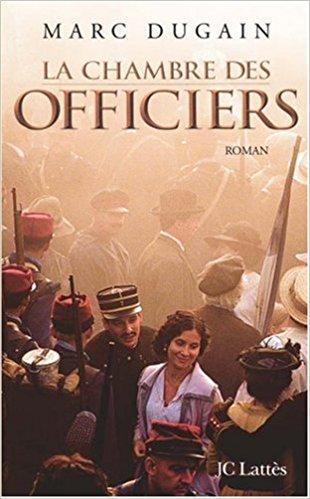 couverture du livre : La chambre des officiers