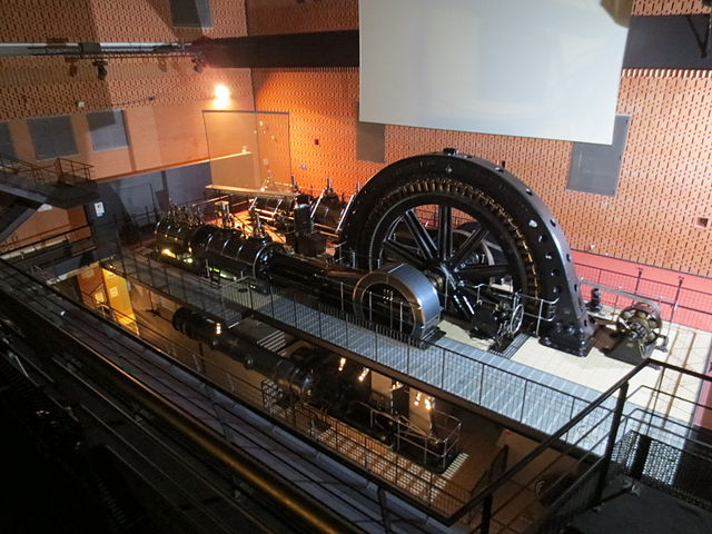 Photographie du Musée EDF Electropolis