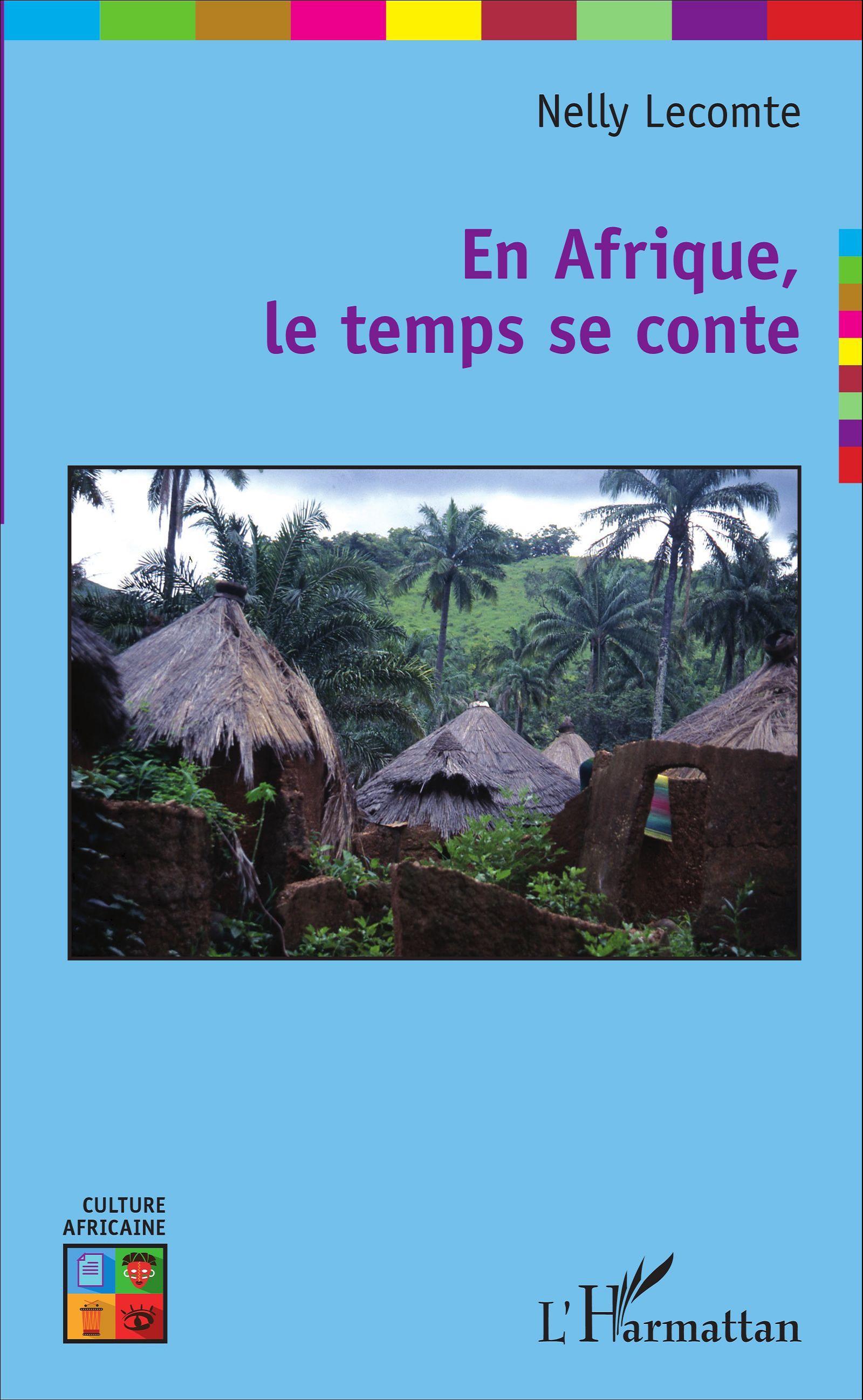 couverture du livre En Afrique, le temps se conte