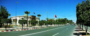 photo  Boulevard_moulay_youssef_khouribga