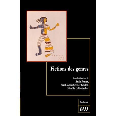 couverture du livre Fiction des genres