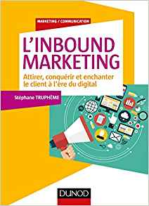 couverture du livre l'Inbound marketing