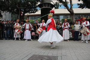 Danse traditionnelle tunisienne