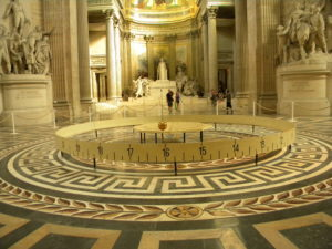 Pendule de Foucault-Panthéon