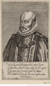 Portrait de Michel de Montaigne [estampe]