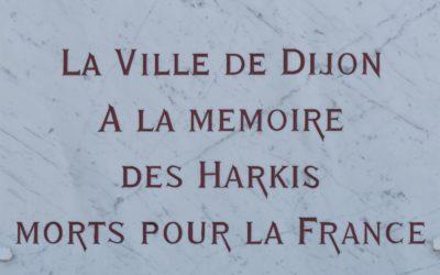 Je recherche des informations concernant l'appropriation par les populations locales des lieux de mémoire de Harkis.