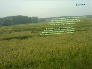 Rimbaud_Sensation (photo et poème)