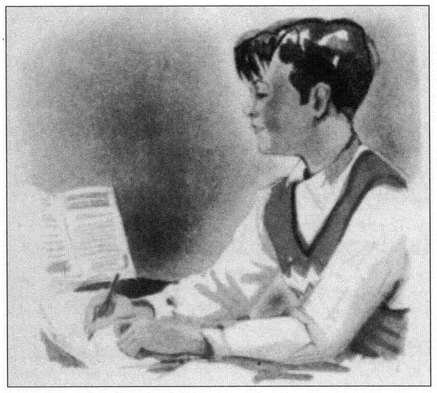 Victor, personnage de Contes et Jeux de Nicole et Victor - Premier livre de lecture courante, Cours préparatoire, Cours élémentaire 1re année. Paris, Larousse, 1948