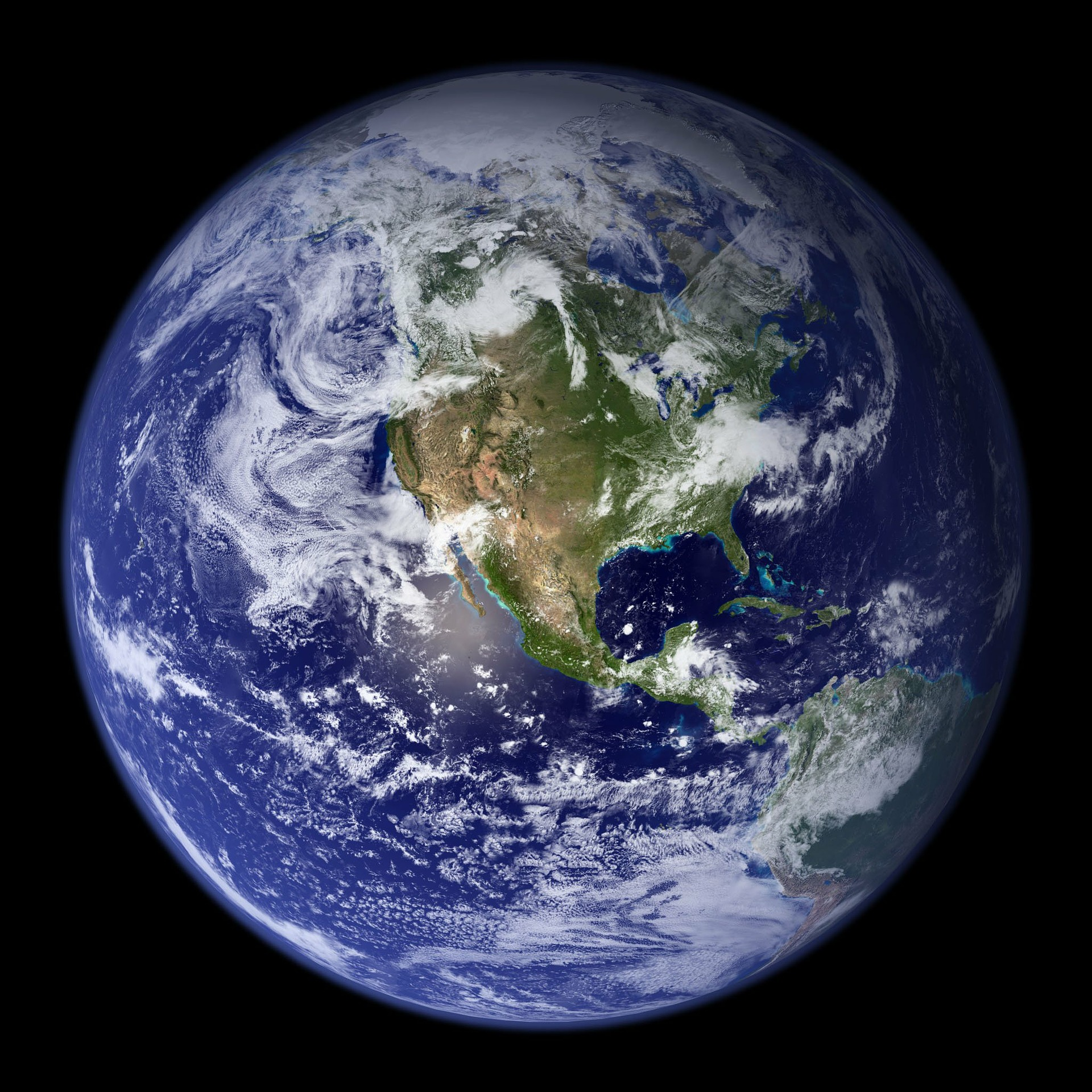 Planète bleue, la Terre