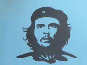 Graffiti-Che Guevara-Cuba