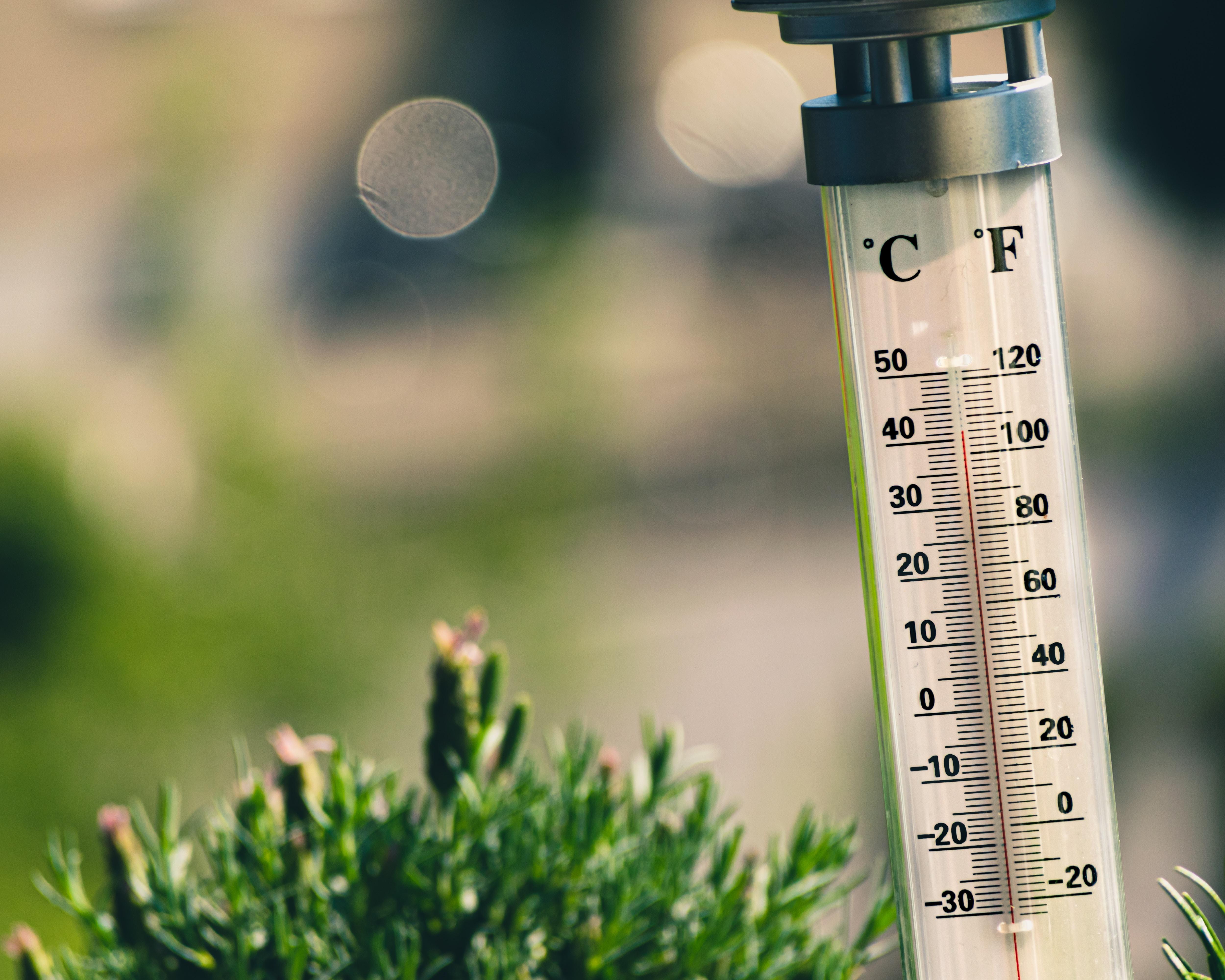 Thermomètre-chaleur-40°C