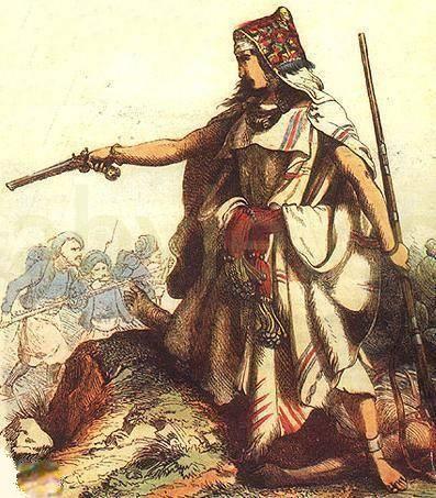 Portrait de Fatma N'soumer - Femme kabyle