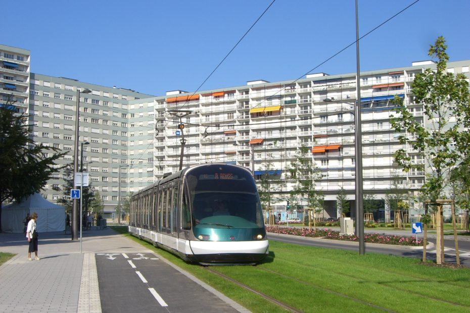 Quartier de l'Esplanade Strasbourg