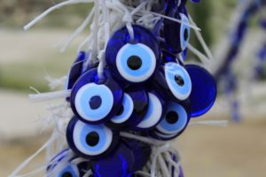 nazar boncuk oeil bleu turc