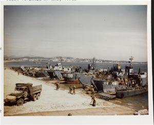 débarquement provence bateau xUS Navy