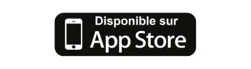 logo du store AppStore (Apple)