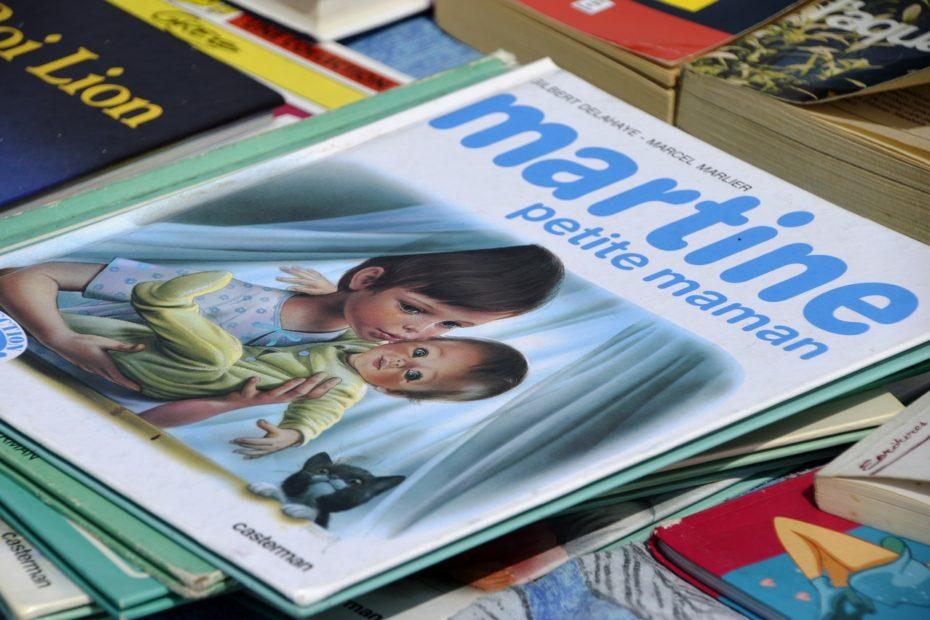 Couverture du livre Martine : petite maman