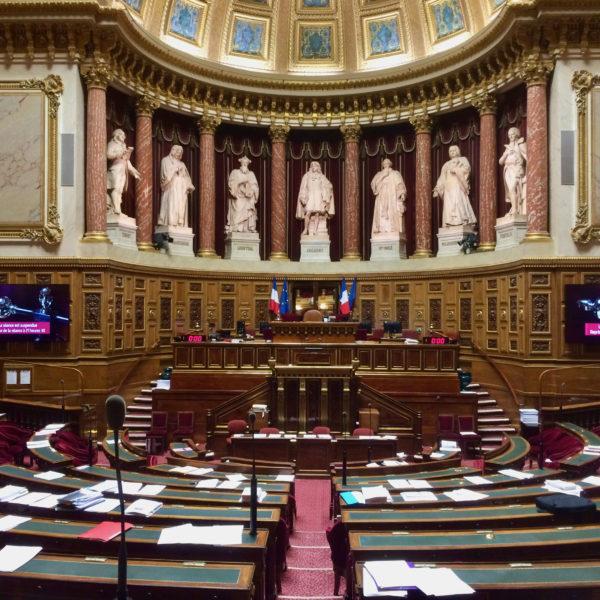 Législation : je souhaiterais comprendre le cheminement d'une proposition de loi.