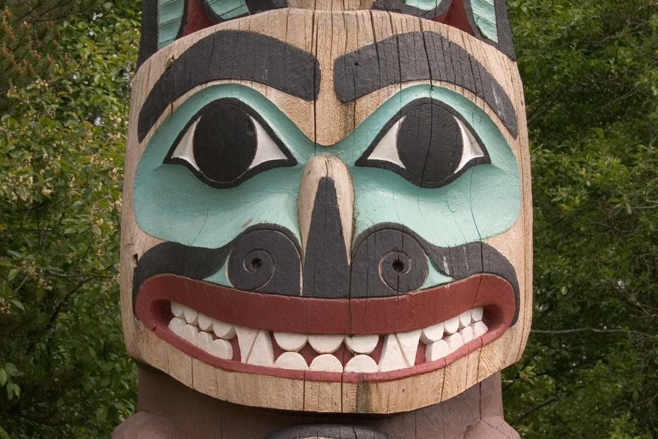 Totems du peuple tlingit