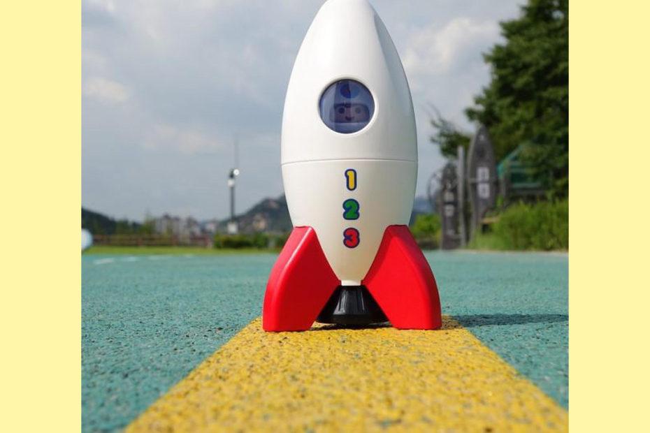 fusée playmobile