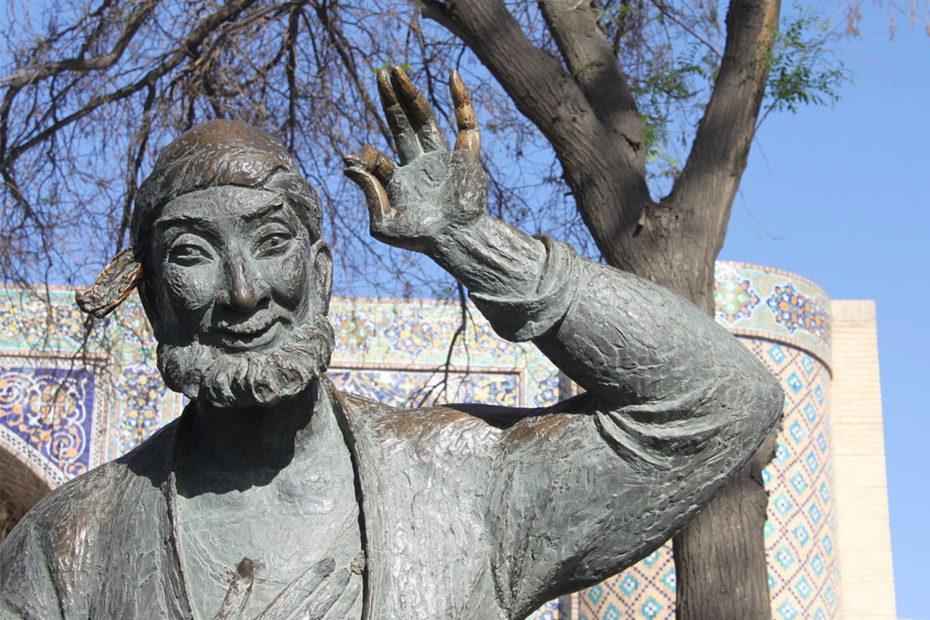 Statue de Nasreddin Khodja