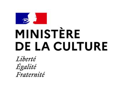 Logo du ministère de la Culture 2021