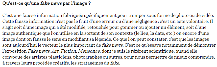 Extrait de l'entretien avec Laurent Bigot, issu du journal le 1, n°349, juin 2021